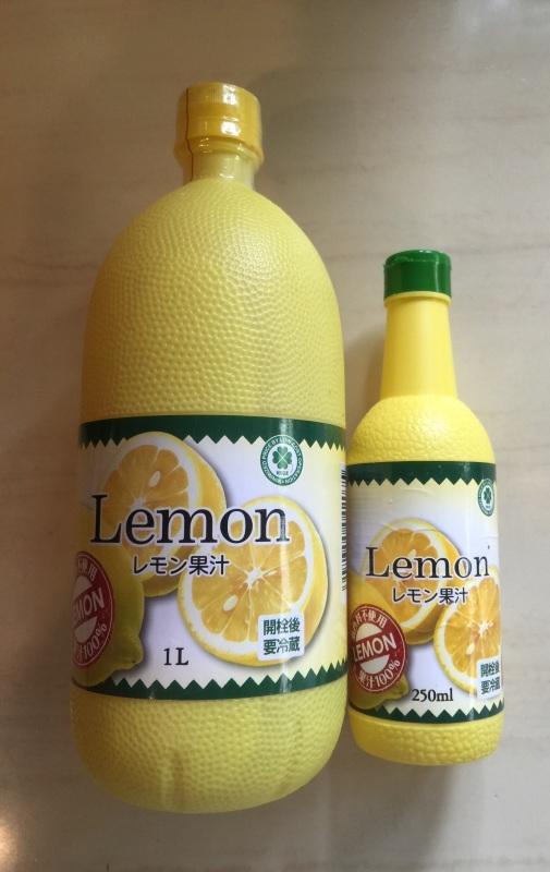 レモン 汁